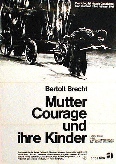 Brecht mother courage