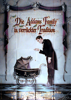 Addams Family in verrückter Tradition, Die