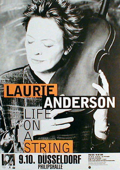 Anderson, Laurie