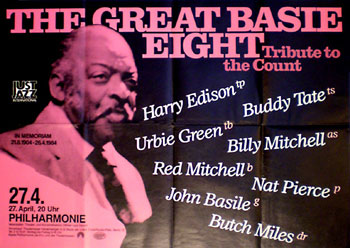 Basie Eight, Count