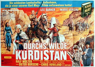 Durchs Wilde Kurdistan