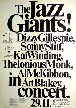 F: Jazz Giants