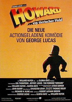 Howard Ein Tierischer Held