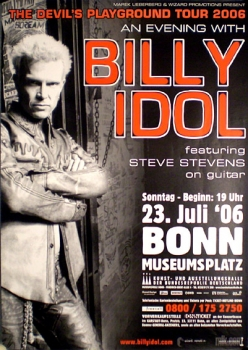 Idol, Billy