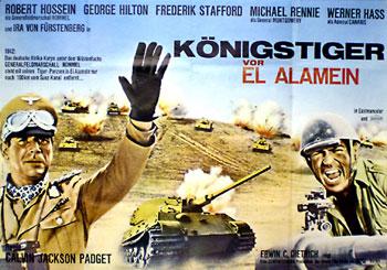Königstiger Vor El Alamein Stream