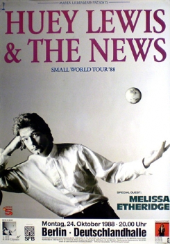 Lewis & the News, Huey