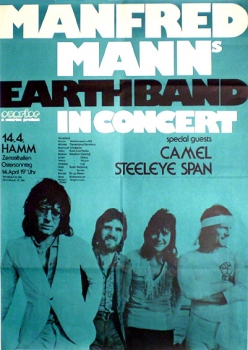 Mann's Earthband, Manfred