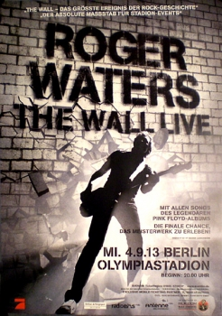 Roger Waters The Wall Live Berlin 2013