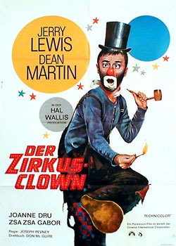 Zirkus-Clown, Der