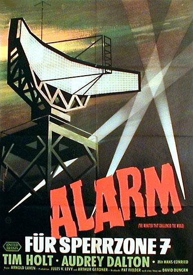 Alarm Für Sperrzone 7