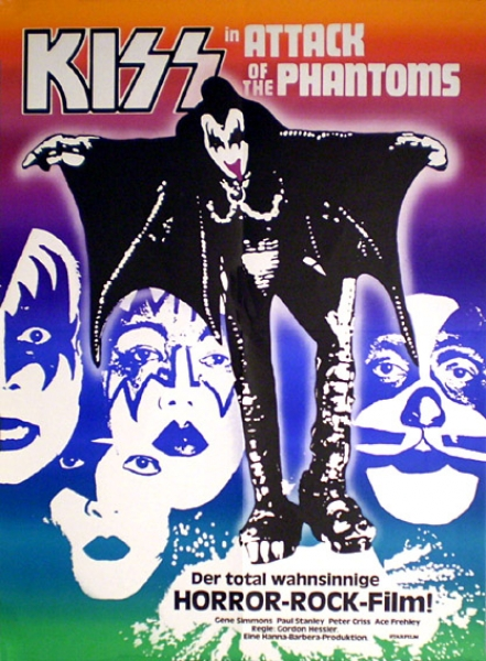 Kiss Attack of the phantoms