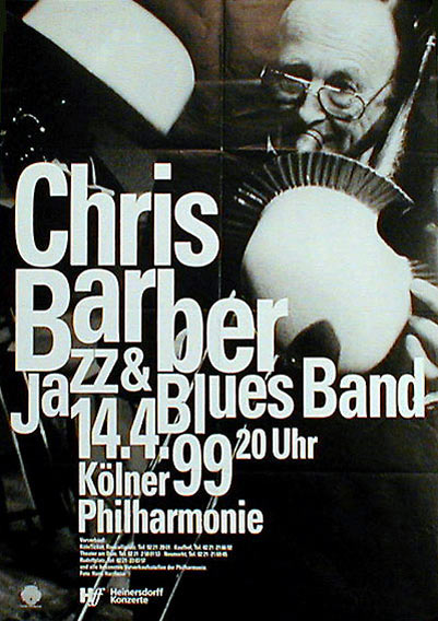Barber Jazz Band, Chris