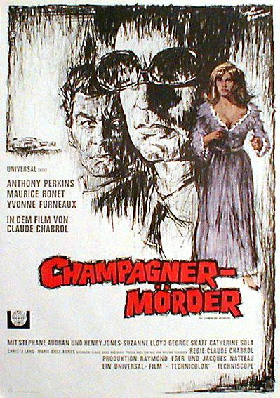 Champagner-Mörder Film