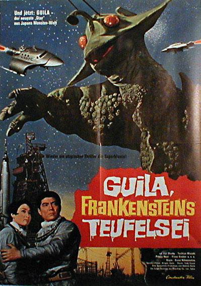 Guila Frankensteins Teufelsei