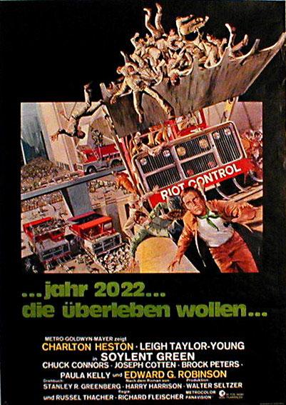 Jahr 2022 ... Die überleben Wollen