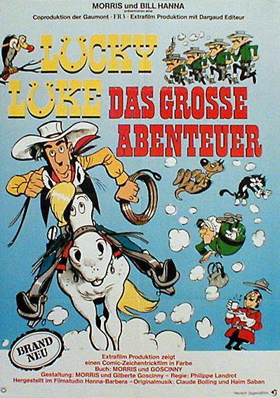 Lucky Luke Das Große Abenteuer Stream