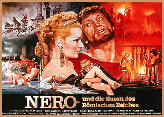 Nero und die Huren des Römischen ReichesPostertreasures
